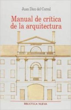 MANUAL DE CRITICA DE LA ARQUITECTURA