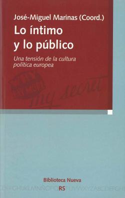 INTIMO Y LO PUBLICO,LO