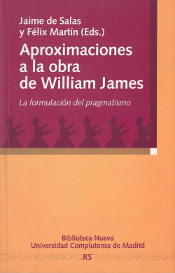 APROXIMACIONES A LA OBRA DE WILLIAM JAMES