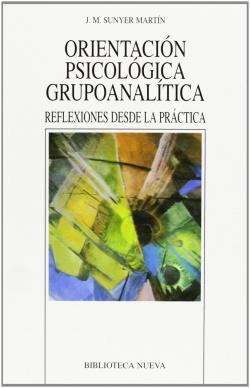 ORIENTACION PSICOLOGICA GRUPOANALITICA