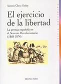 EJERCICIO DE LA LIBERTAD,EL