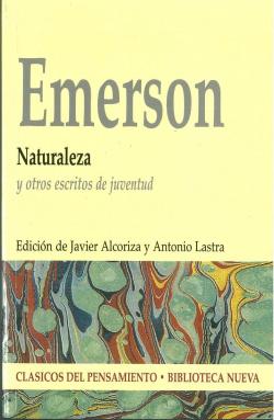 NATURALEZA Y OTROS ESCRITOS DE JUVENTUD