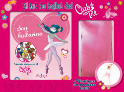 El kit de ballet del club de Tea
