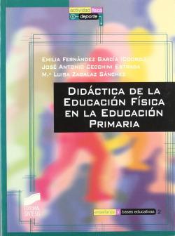 DIDACTICA DE LA EDUCACION FISICA ED. PRIMARIA -