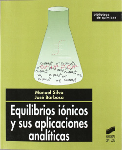 EQUILIBRIOS IONICOS Y APLICACIONES ANALITICAS.-