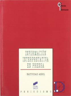 INFORMACION INTERPRETATIVA EN PRENSA -