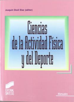 CIENCIAS DE LA ACTIVIDAD FISICA Y DEL DEPORTE-