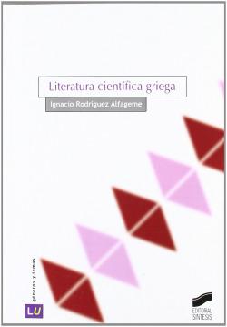LITERATURA CIENTIFICA GRIEGA