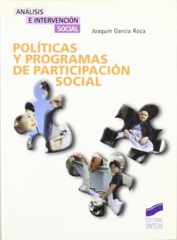 POLITICAS Y PROGRAMAS DE PARTICIPACION SOCIAL-