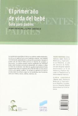 PRIMER AÑO DE VIDA DEL BEBE:GUIA PARA PADRES