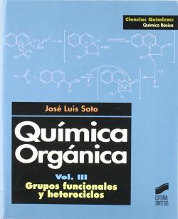 QUIMICA ORGANICA VOL III -