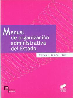 Manual de organización administrativa del Estado