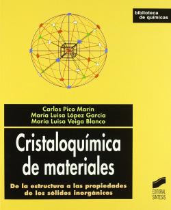 CRISTALOQUIMICA DE MATERIALES -