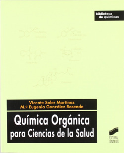 QUIMICA ORGANICA PARA CIENCIAS DE LA SALUD-
