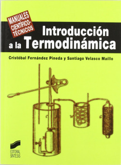 INTRODUCCION A TERMODINAMICA.(MANUALES CIENTIFICO-TECNICOS)
