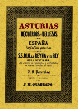 Asturias:recuerdos y bellezas de españa