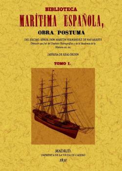 Biblioteca marítima española (Obra completa)