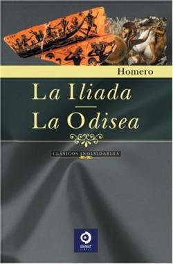 La iliada/la odisea