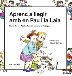 Aprenc a llegir amb en Pau i la Laia