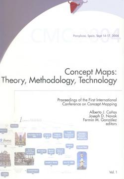 CONGRESO MAPAS CONCEPT.2004 -- 2 TOMOS