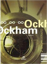 3.GUILLERMO OCKHAM.(CUADERNO FILOSOFIA 2O.BACHILLERATO)