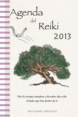 Agenda 2013 del Reiki