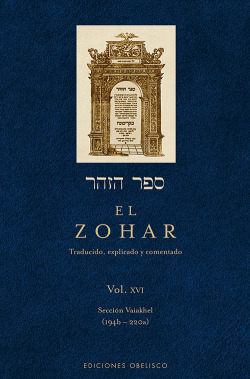 El Zohar (Vol. XVI)