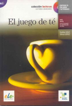 JUEGO DE TE, +CD CON AUDIO Y ACTIVIDADES.(A2)