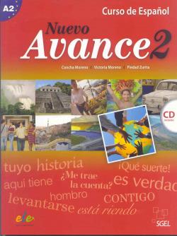 NUEVO AVANCE 2 LIBRO ALUMNO (+CD)