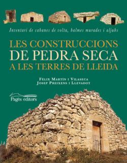 Construccions de pedra seca a les terres de lleida