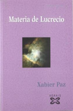 Materia de Lucrecio