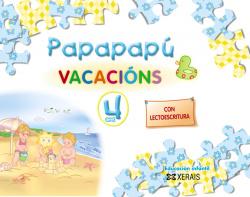 Papapapú. Vacacións 4 anos