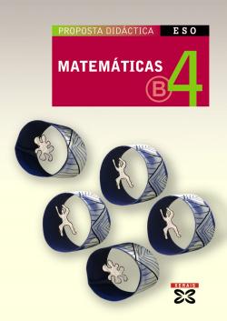 (PROFESOR).MATEMATICAS 4O.ESO (B) .GUIA DIDACTICA