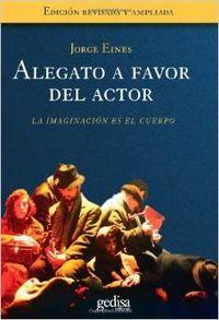 Alegato a favor del actor