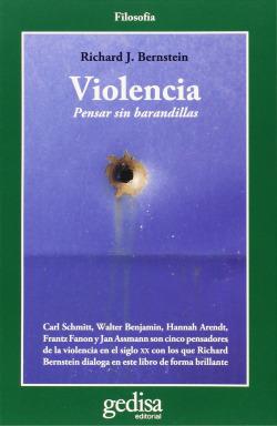 Violencia pensar sin barandillas