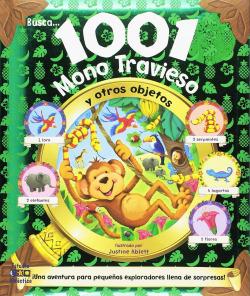 Busca 1001 mono travieso y otros objetos