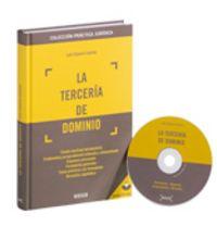 La tercería de dominio.(cd)