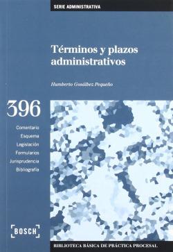 Terminos y plazos administrativos