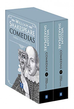 COMEDIAS COMPLETAS WILLIAM SHAKESPEARE