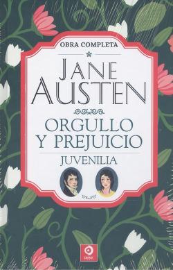JANE AUSTEN ORGULLO Y PREJUICIO JUVENILIA
