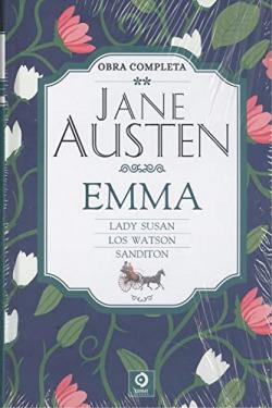 JANE AUSTEN EMMA LADY SUSAN LOS WATSON SANDITION