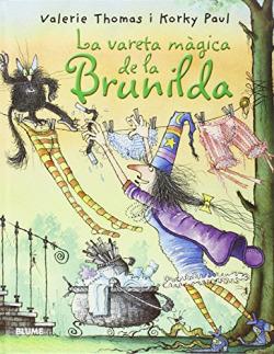 La vareta magica de la brunilda