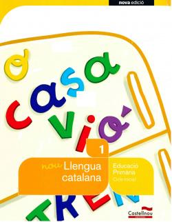 (CAT).(11).LLENGUA CATALANA 1R.PRIM (+CD) (PROJ.SBB)