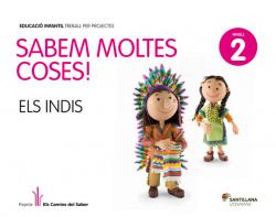 (VAL).(12).INDIS.(4 ANYS NIVELL 2). SABEM MOLTES COSES