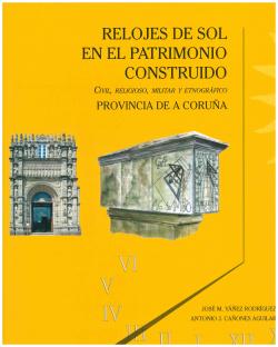RELOJES DE SOL EN EL PATRIMONIO CONSTRUIDO