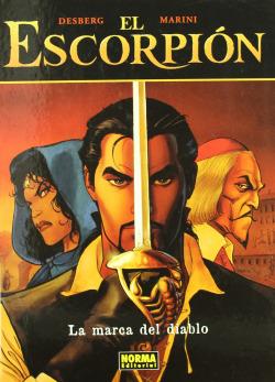 Escorpion, 1 Marca Diablo