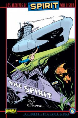 Los archivos de the spirit 6