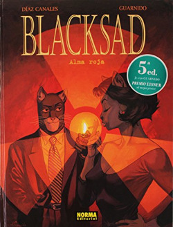 Blacksad 3 - alma roja