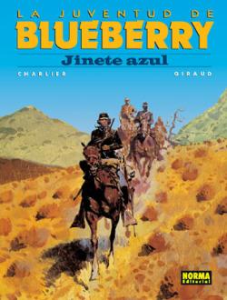 Blueberry 14 jinete azul