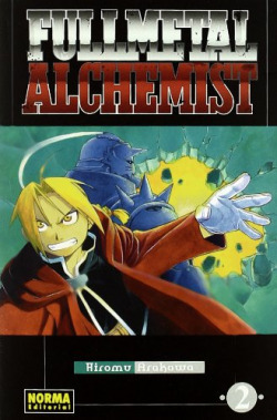Fullmetal alchemist 2